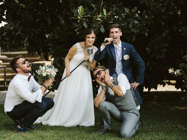 Il matrimonio di Dario e Sharon a Albese con Cassano, Como 212