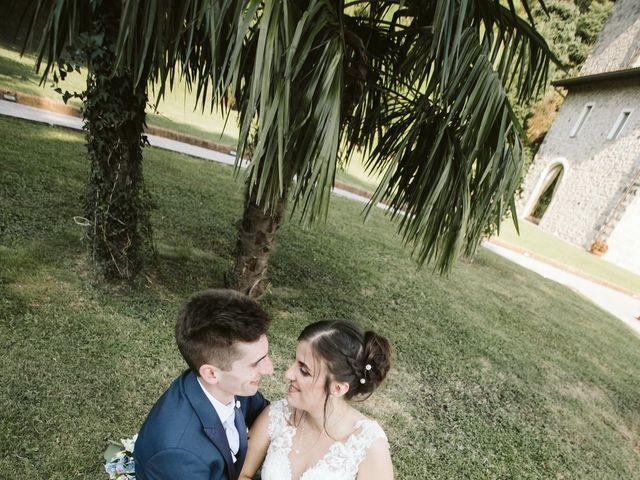 Il matrimonio di Dario e Sharon a Albese con Cassano, Como 217