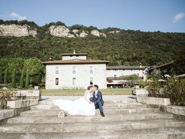 Il matrimonio di Dario e Sharon a Albese con Cassano, Como 219