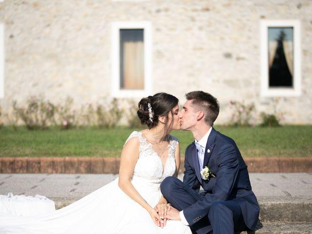 Il matrimonio di Dario e Sharon a Albese con Cassano, Como 220
