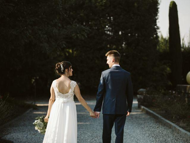 Il matrimonio di Dario e Sharon a Albese con Cassano, Como 221
