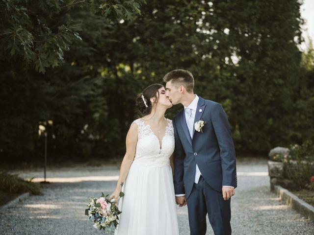 Il matrimonio di Dario e Sharon a Albese con Cassano, Como 222
