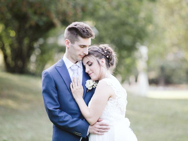 Il matrimonio di Dario e Sharon a Albese con Cassano, Como 226