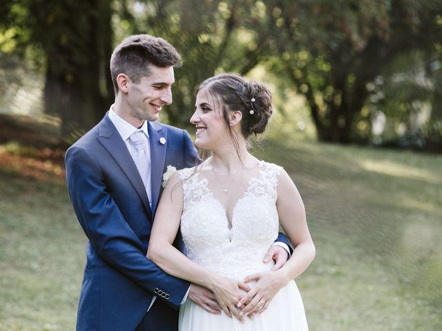Il matrimonio di Dario e Sharon a Albese con Cassano, Como 227