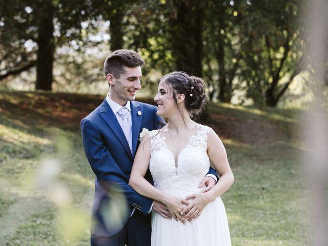 Il matrimonio di Dario e Sharon a Albese con Cassano, Como 228