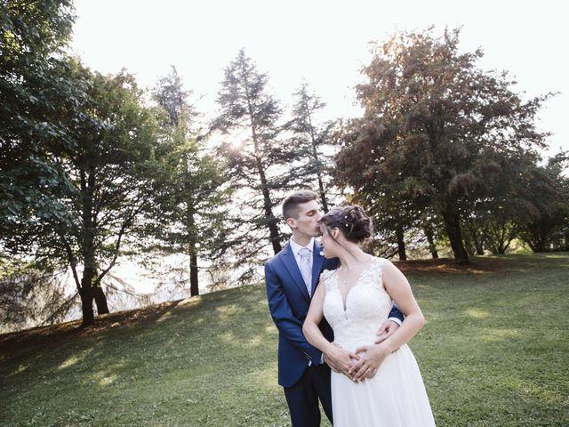 Il matrimonio di Dario e Sharon a Albese con Cassano, Como 229