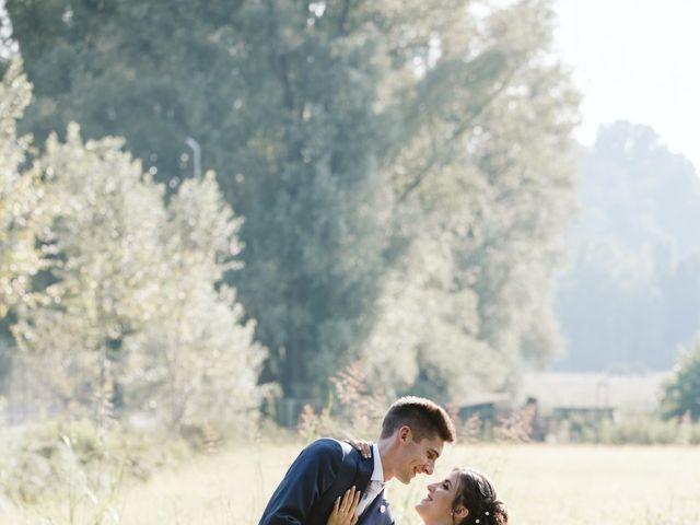 Il matrimonio di Dario e Sharon a Albese con Cassano, Como 238