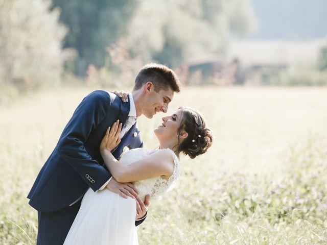 Il matrimonio di Dario e Sharon a Albese con Cassano, Como 239