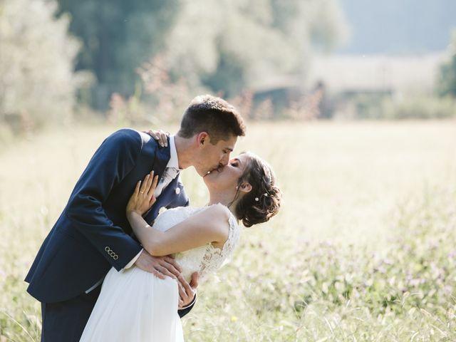 Il matrimonio di Dario e Sharon a Albese con Cassano, Como 240