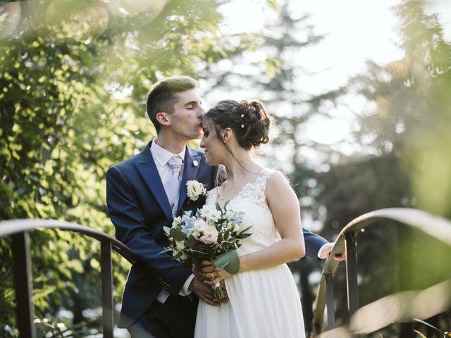 Il matrimonio di Dario e Sharon a Albese con Cassano, Como 242