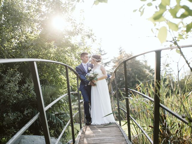 Il matrimonio di Dario e Sharon a Albese con Cassano, Como 243