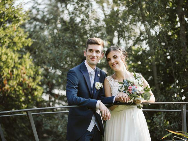 Il matrimonio di Dario e Sharon a Albese con Cassano, Como 248