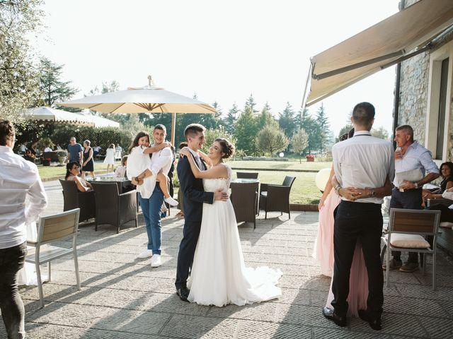Il matrimonio di Dario e Sharon a Albese con Cassano, Como 251