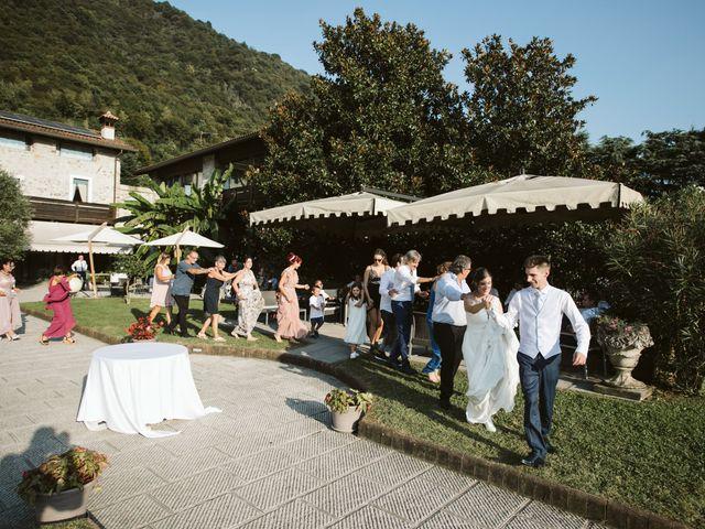 Il matrimonio di Dario e Sharon a Albese con Cassano, Como 255
