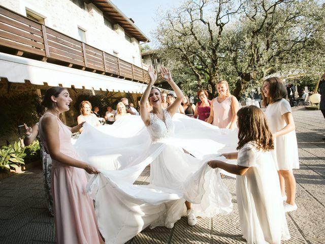 Il matrimonio di Dario e Sharon a Albese con Cassano, Como 259