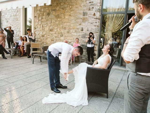 Il matrimonio di Dario e Sharon a Albese con Cassano, Como 263