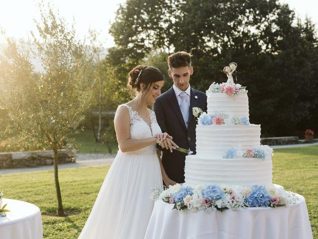 Il matrimonio di Dario e Sharon a Albese con Cassano, Como 282