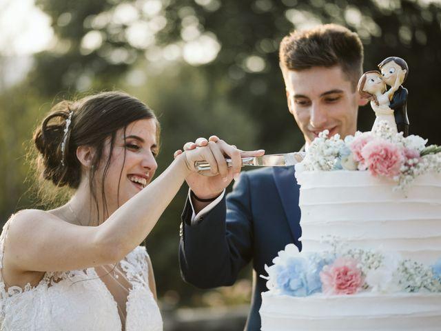 Il matrimonio di Dario e Sharon a Albese con Cassano, Como 283