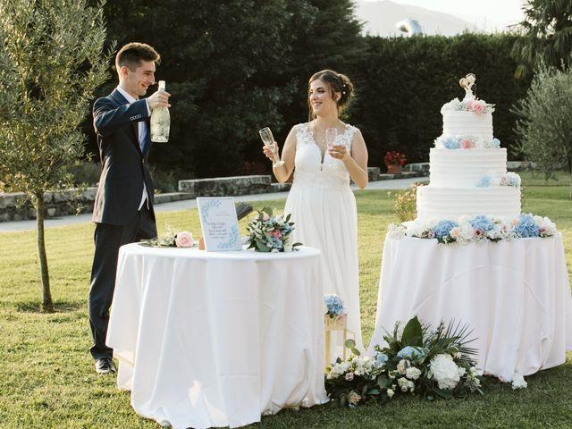 Il matrimonio di Dario e Sharon a Albese con Cassano, Como 287