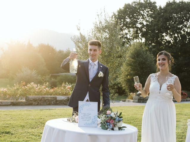 Il matrimonio di Dario e Sharon a Albese con Cassano, Como 288