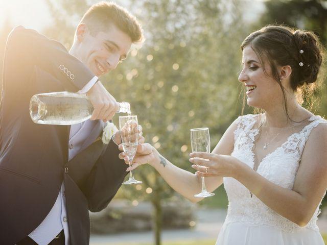 Il matrimonio di Dario e Sharon a Albese con Cassano, Como 289