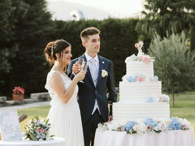 Il matrimonio di Dario e Sharon a Albese con Cassano, Como 290