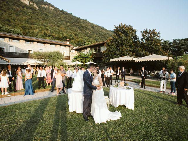 Il matrimonio di Dario e Sharon a Albese con Cassano, Como 291