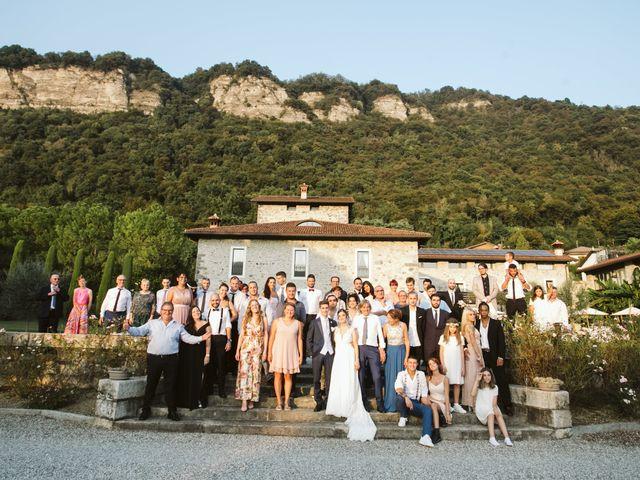 Il matrimonio di Dario e Sharon a Albese con Cassano, Como 292