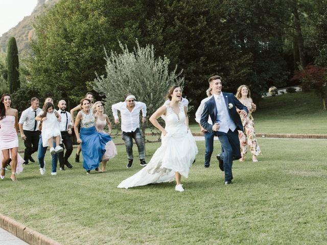 Il matrimonio di Dario e Sharon a Albese con Cassano, Como 295