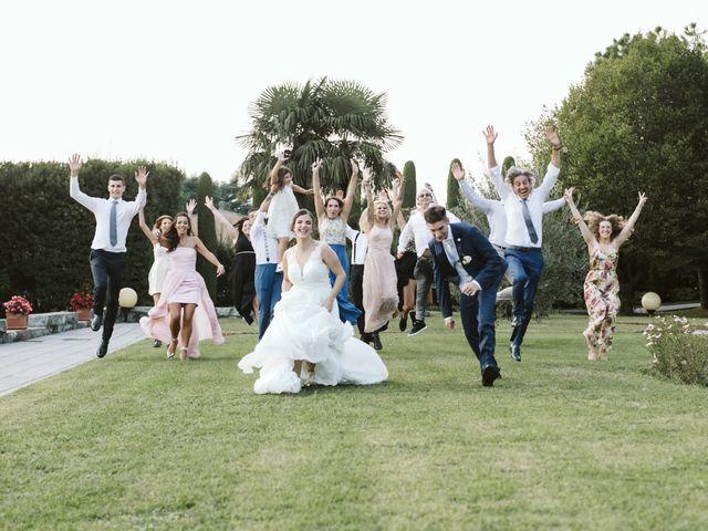 Il matrimonio di Dario e Sharon a Albese con Cassano, Como 297