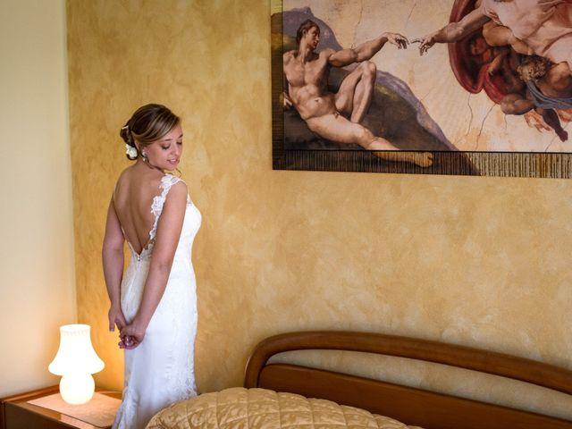 Il matrimonio di Marco e Federica a Treviolo, Bergamo 4