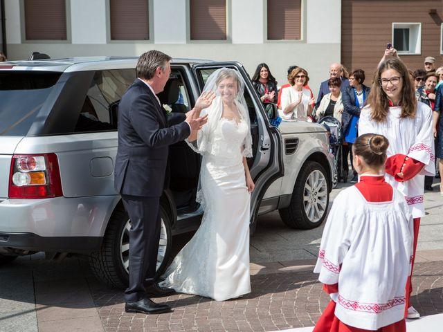 Il matrimonio di Marco e Federica a Treviolo, Bergamo 17