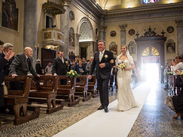 Il matrimonio di Marco e Federica a Treviolo, Bergamo 18