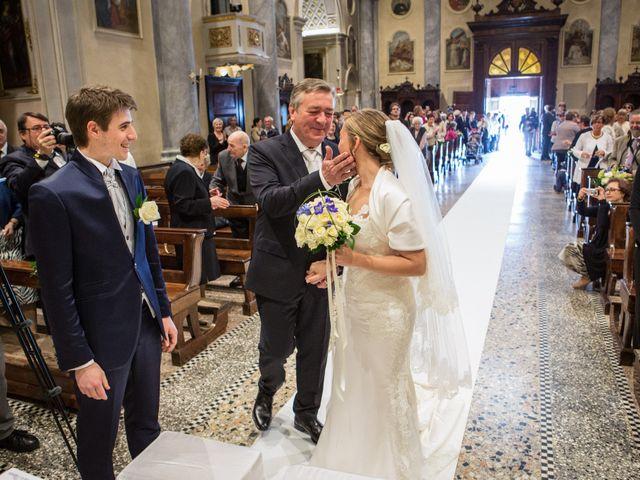 Il matrimonio di Marco e Federica a Treviolo, Bergamo 19