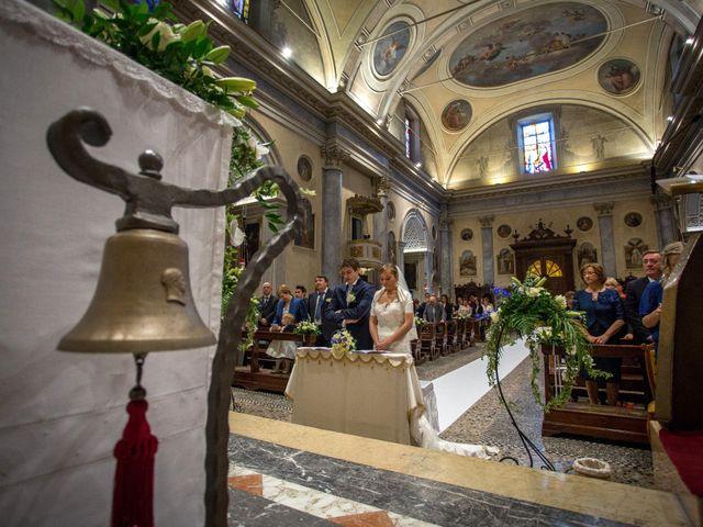 Il matrimonio di Marco e Federica a Treviolo, Bergamo 20