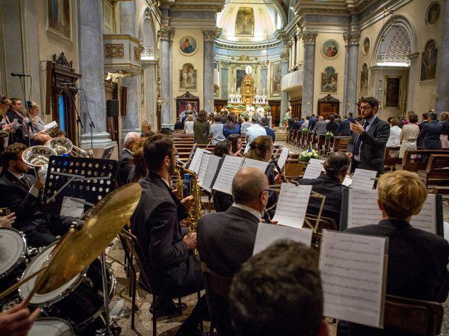 Il matrimonio di Marco e Federica a Treviolo, Bergamo 22