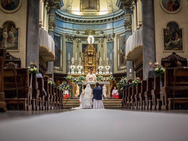 Il matrimonio di Marco e Federica a Treviolo, Bergamo 24