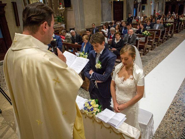 Il matrimonio di Marco e Federica a Treviolo, Bergamo 25