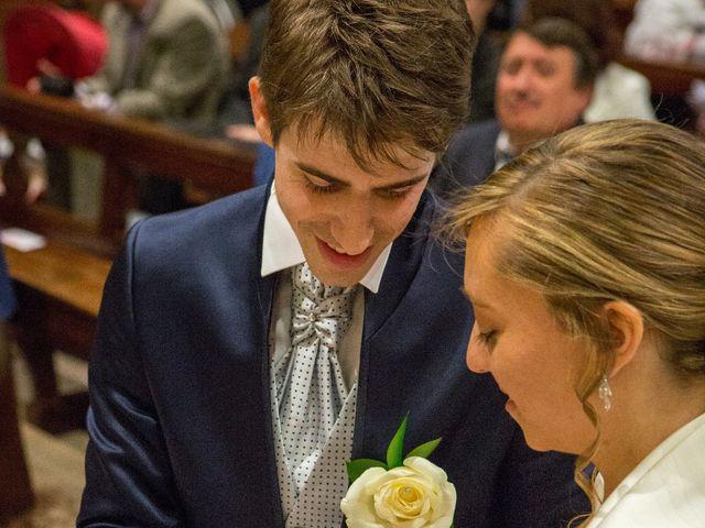 Il matrimonio di Marco e Federica a Treviolo, Bergamo 26