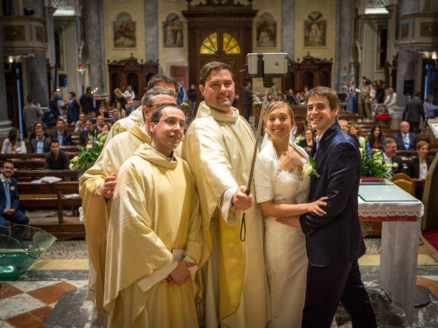 Il matrimonio di Marco e Federica a Treviolo, Bergamo 27