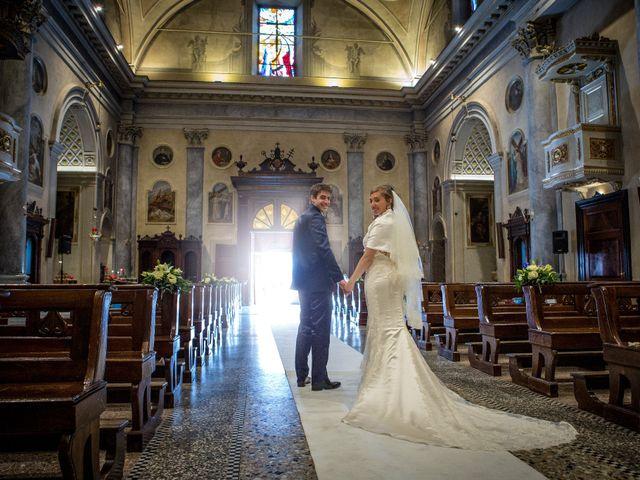 Il matrimonio di Marco e Federica a Treviolo, Bergamo 28