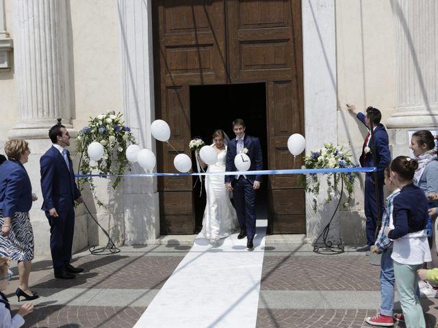 Il matrimonio di Marco e Federica a Treviolo, Bergamo 29