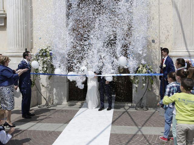 Il matrimonio di Marco e Federica a Treviolo, Bergamo 30