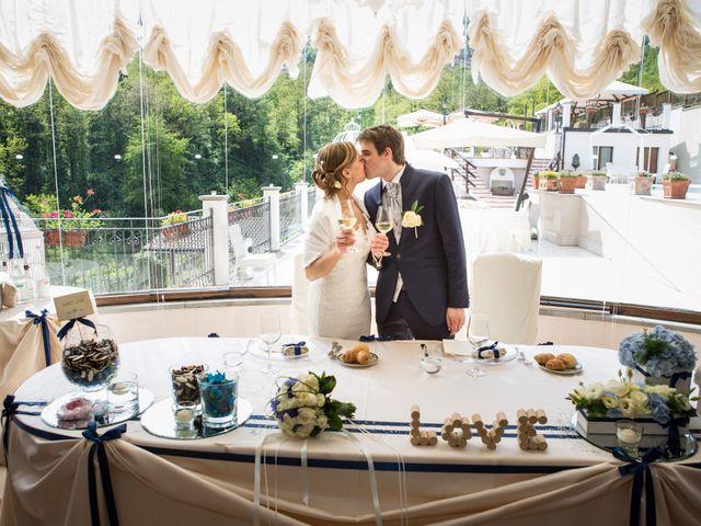 Il matrimonio di Marco e Federica a Treviolo, Bergamo 38