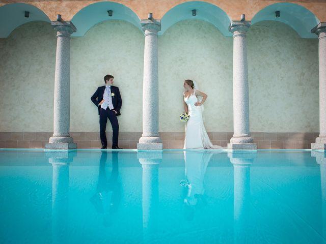 Il matrimonio di Marco e Federica a Treviolo, Bergamo 40