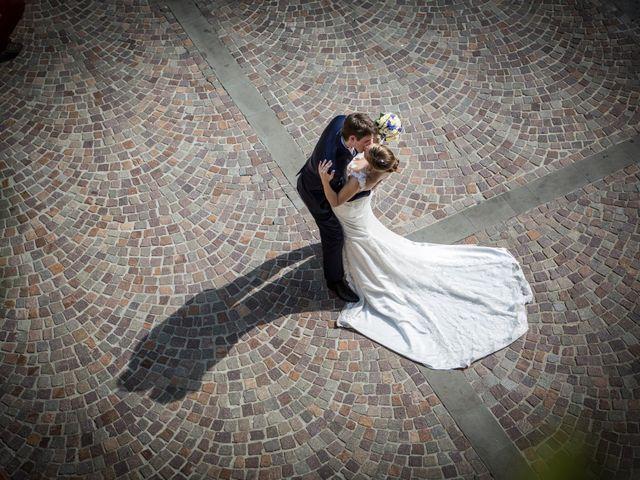 Il matrimonio di Marco e Federica a Treviolo, Bergamo 41