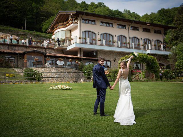 Il matrimonio di Marco e Federica a Treviolo, Bergamo 45