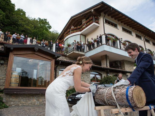 Il matrimonio di Marco e Federica a Treviolo, Bergamo 47