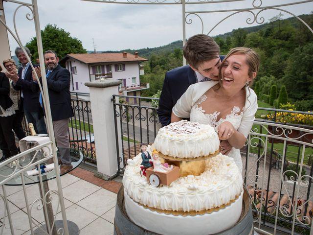 Il matrimonio di Marco e Federica a Treviolo, Bergamo 51