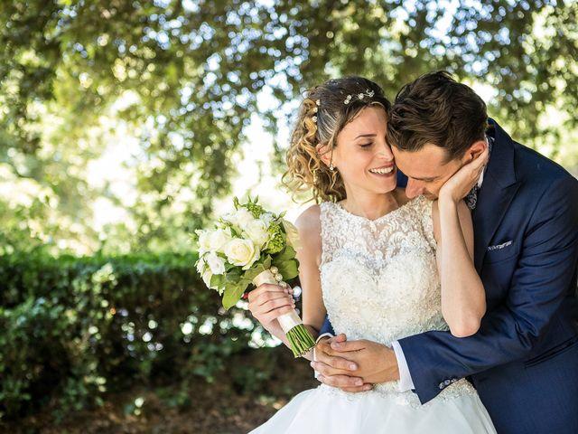 le nozze di Angelica e Marco